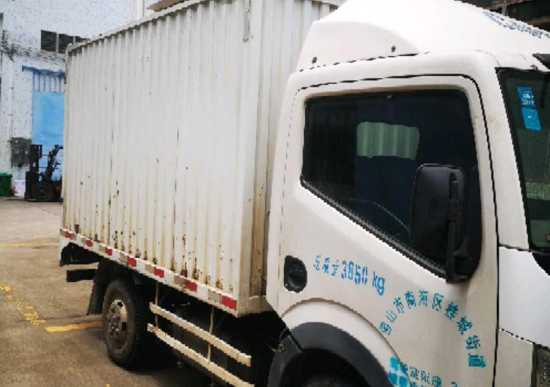 东风其他车系 载货车  130匹 2012年04月 4x2