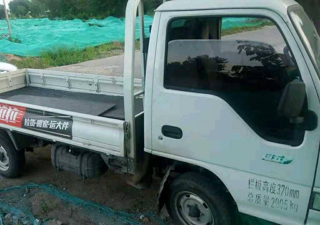江淮其他车系 载货车  336匹 2018年12月 4x2