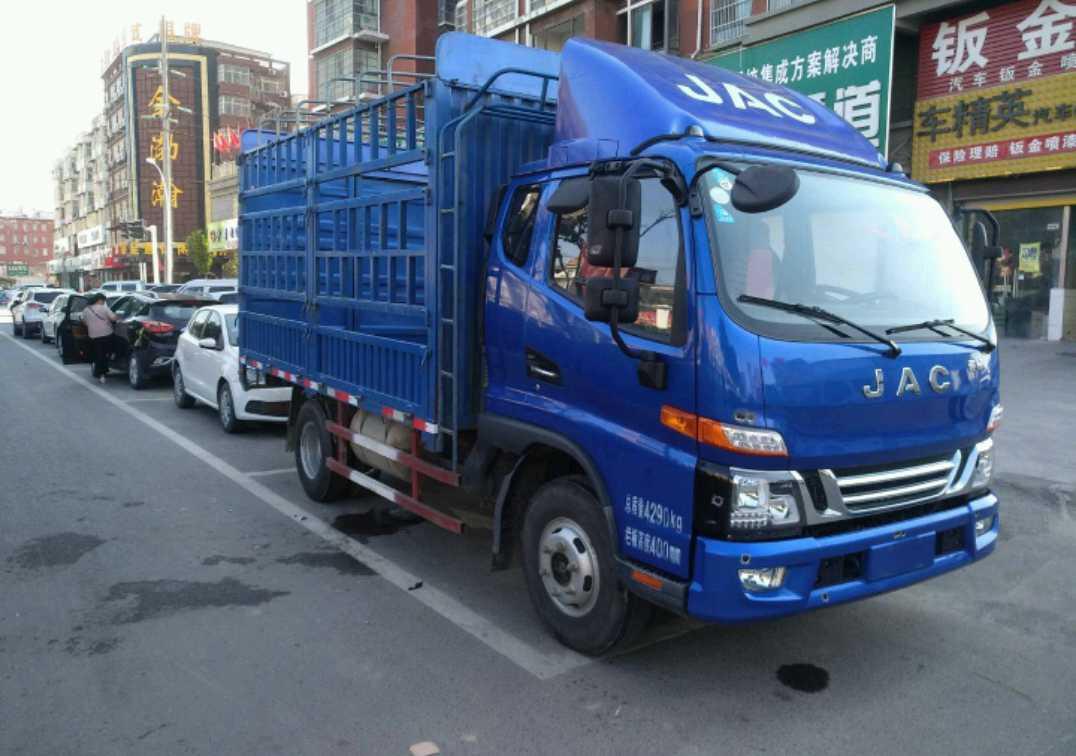 江淮其他车系 载货车  160匹 2017年11月 4x2