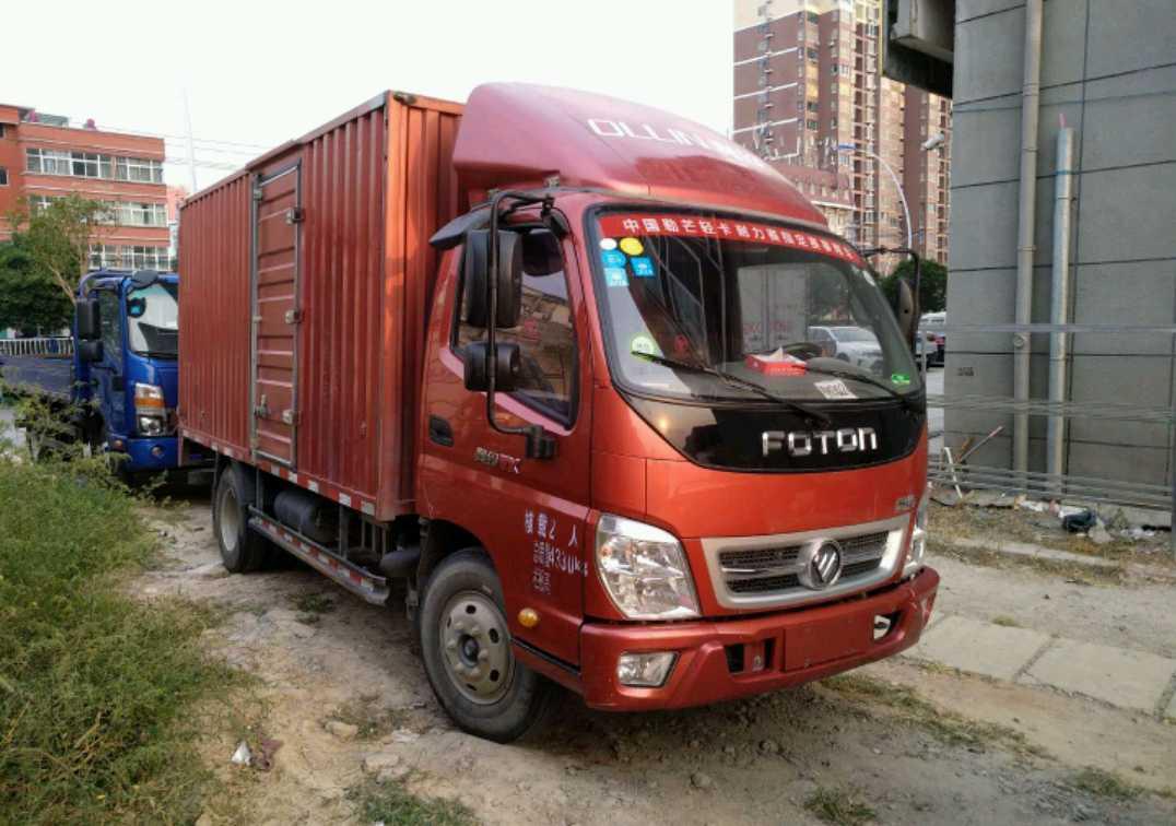 北汽福田其他車系 載貨車  130匹 2016年10月 4x2