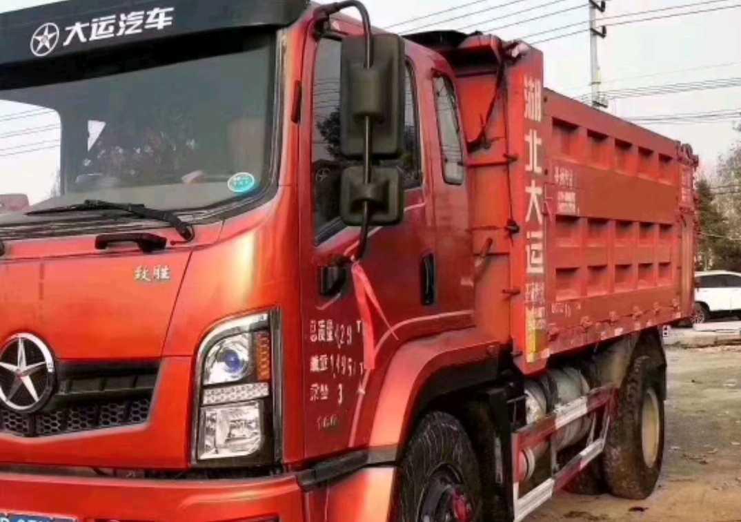 東風其他車系 自卸車  160匹 2018年12月 4x2