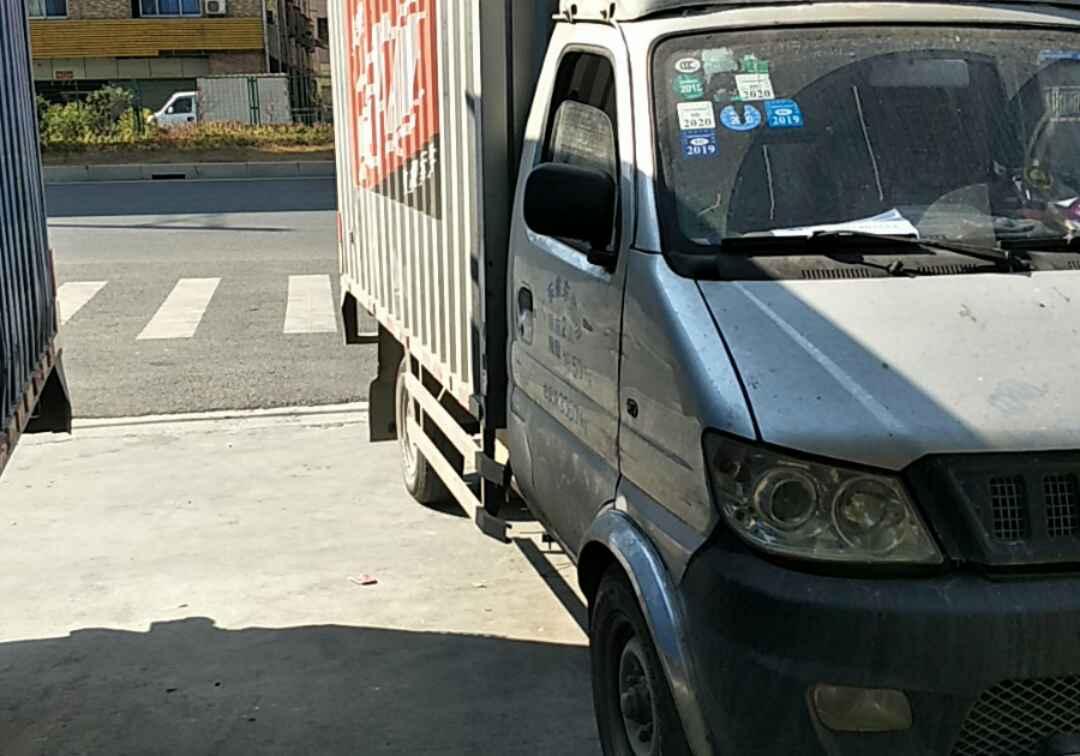 长安新豹 载货车  66匹 2014年05月 4x2