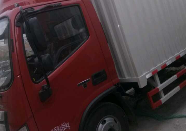 福田欧曼其他车系 载货车  131匹 2019年11月 4x2