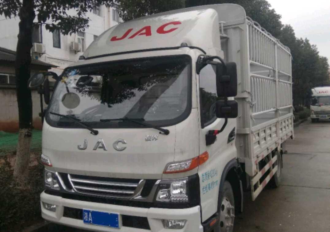中國重汽其他車系 載貨車  131匹 2019年02月 4x2