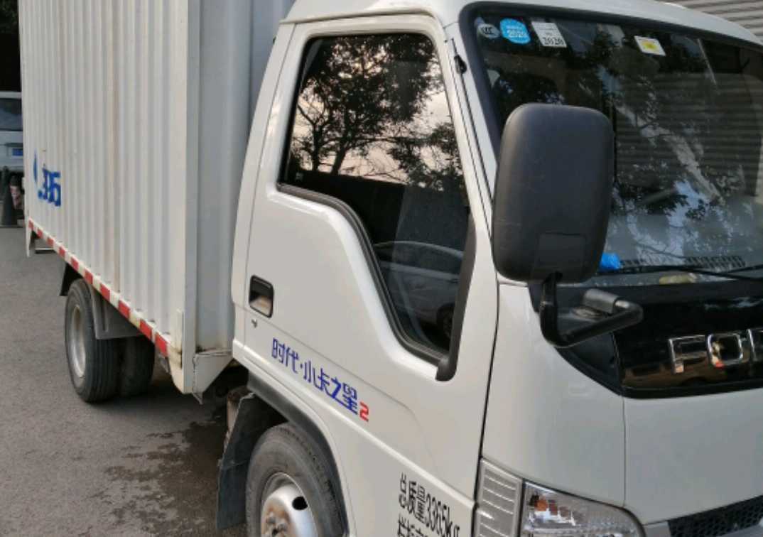 北汽福田其他车系 载货车  87匹 2019年03月 4x2