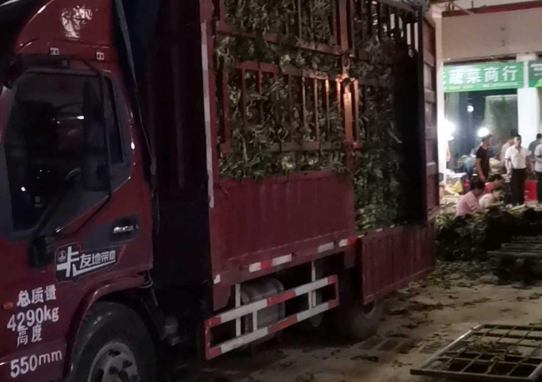 江淮其他车系 载货车  156匹 2017年07月 4x2