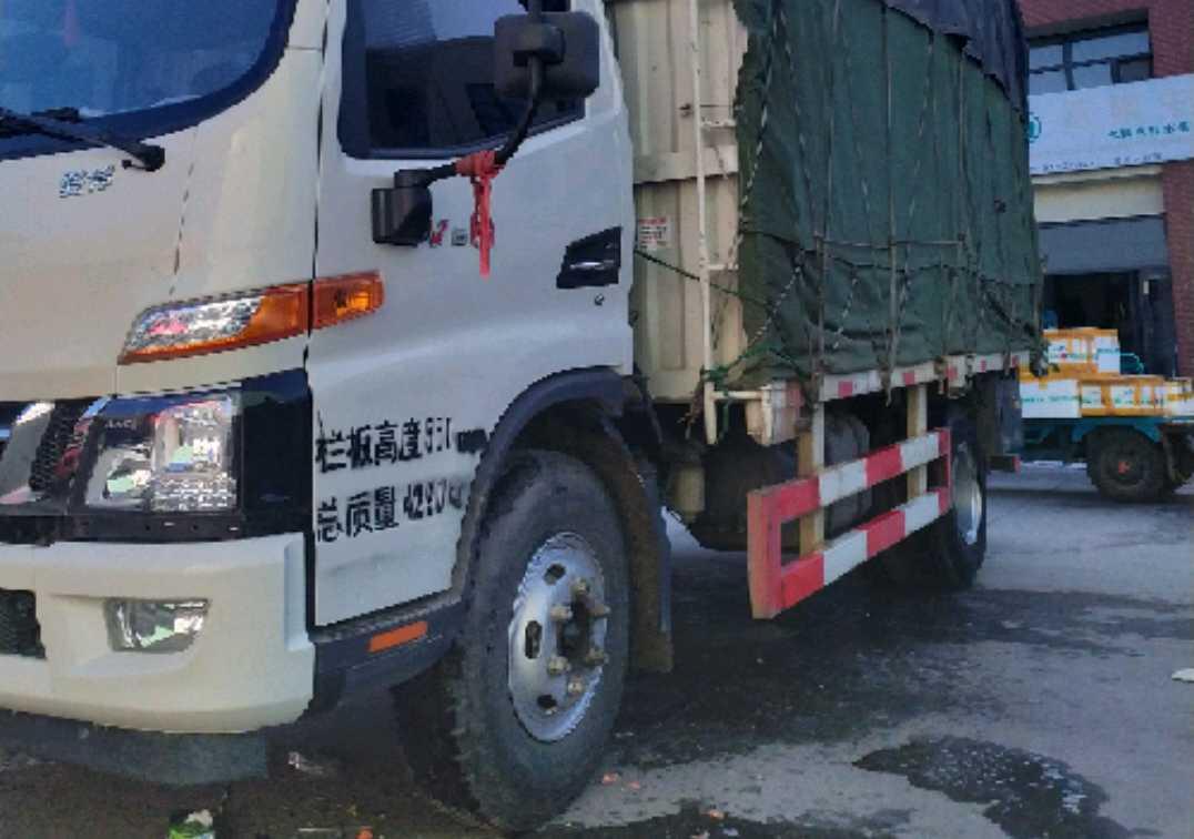 江淮其他车系 载货车  154匹 2018年07月 6x2