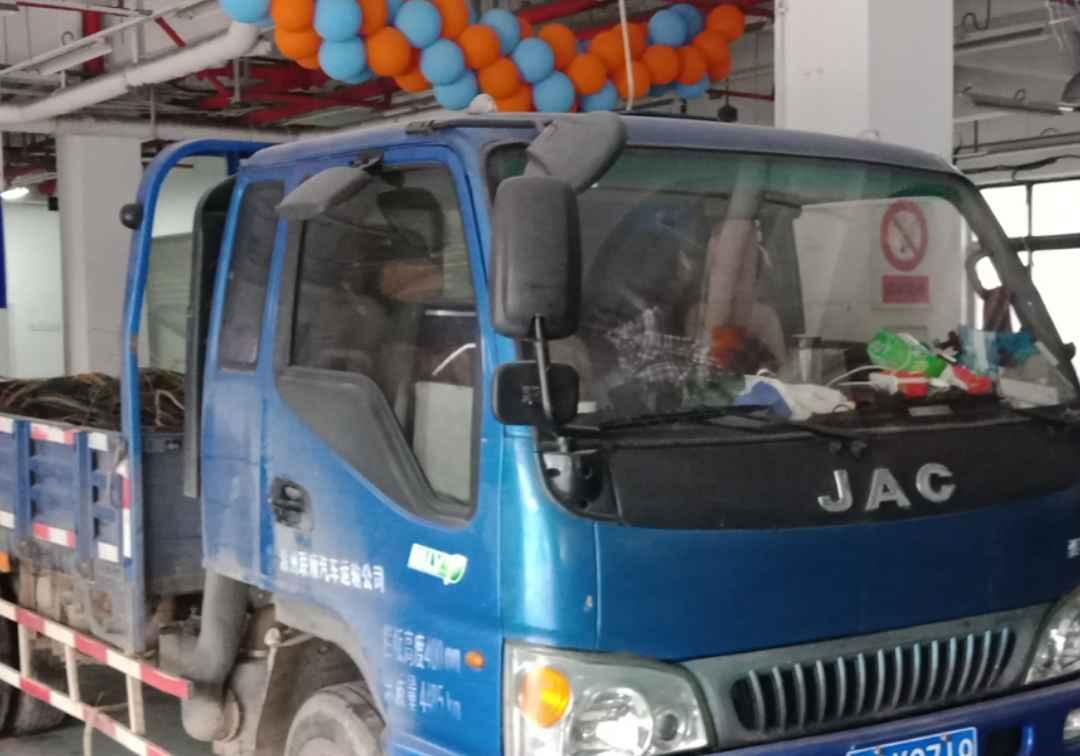 江淮其他車系 載貨車  150匹 2016年05月 4x2