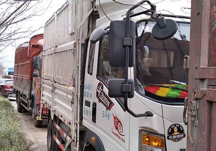 中国重汽HOWO 载货车  88匹 2017年01月 4x2