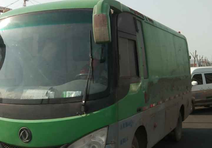 東風其他車系 其他車型  120匹 2015年07月 4x2