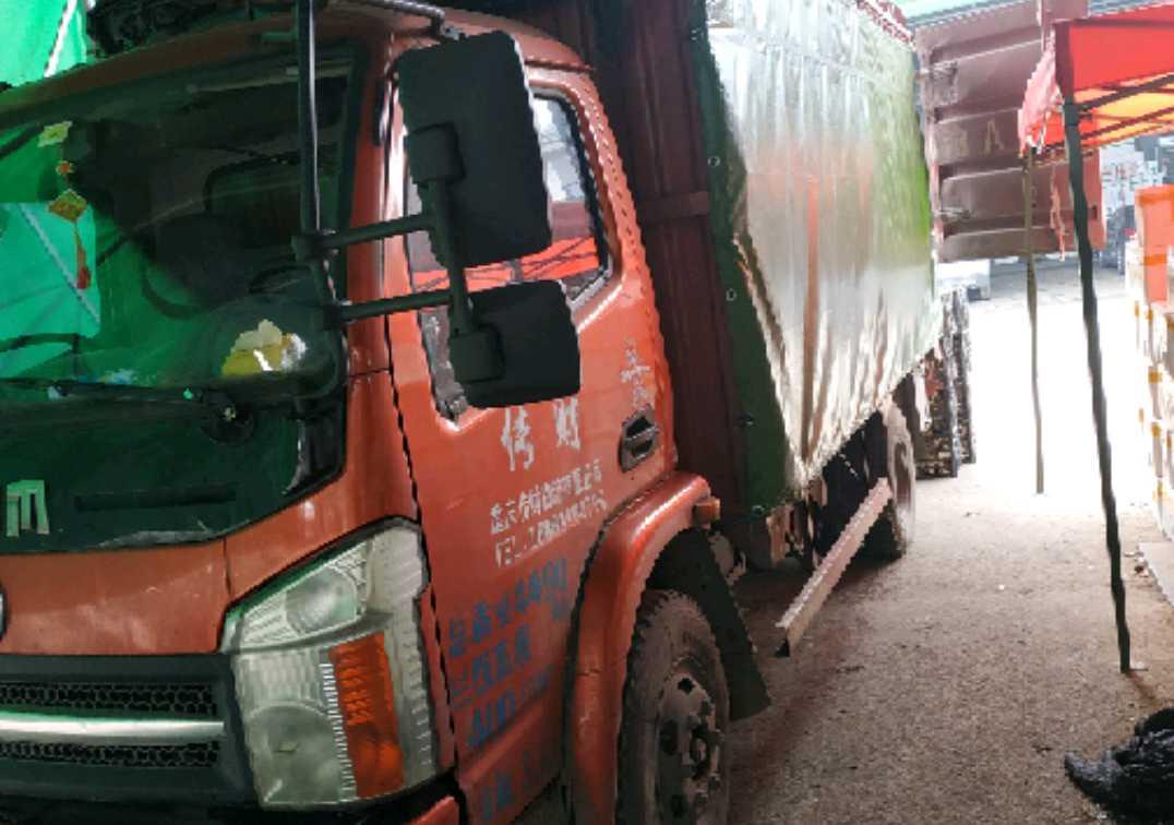 三环十通福星卡 载货车  120匹 2016年03月 4x2
