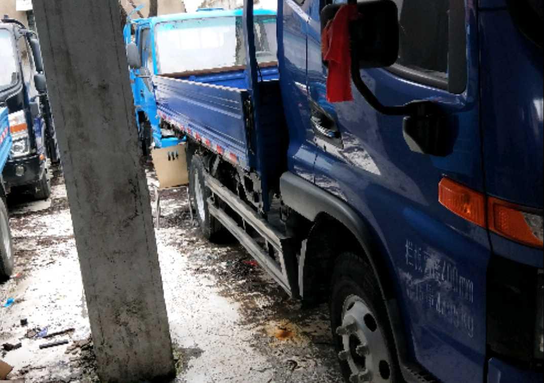 江淮其他車系 載貨車  156匹 2018年09月 4x2
