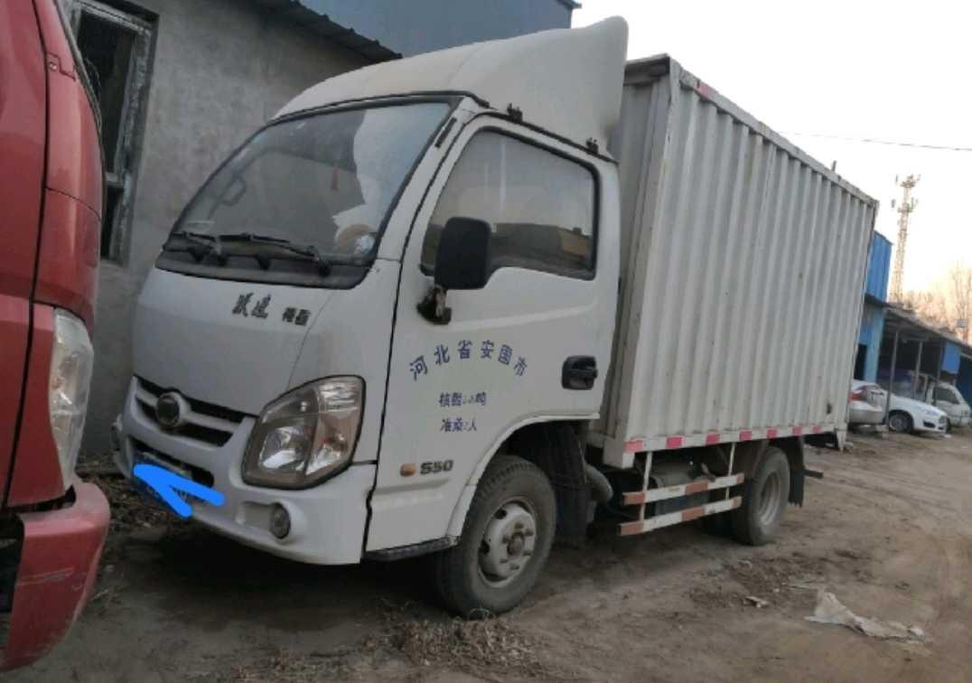 南京依維柯小福星 載貨車  72匹 2012年05月 4x2