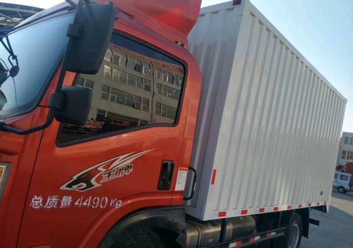 中国重汽王牌 载货车  130匹 2016年07月 4x2