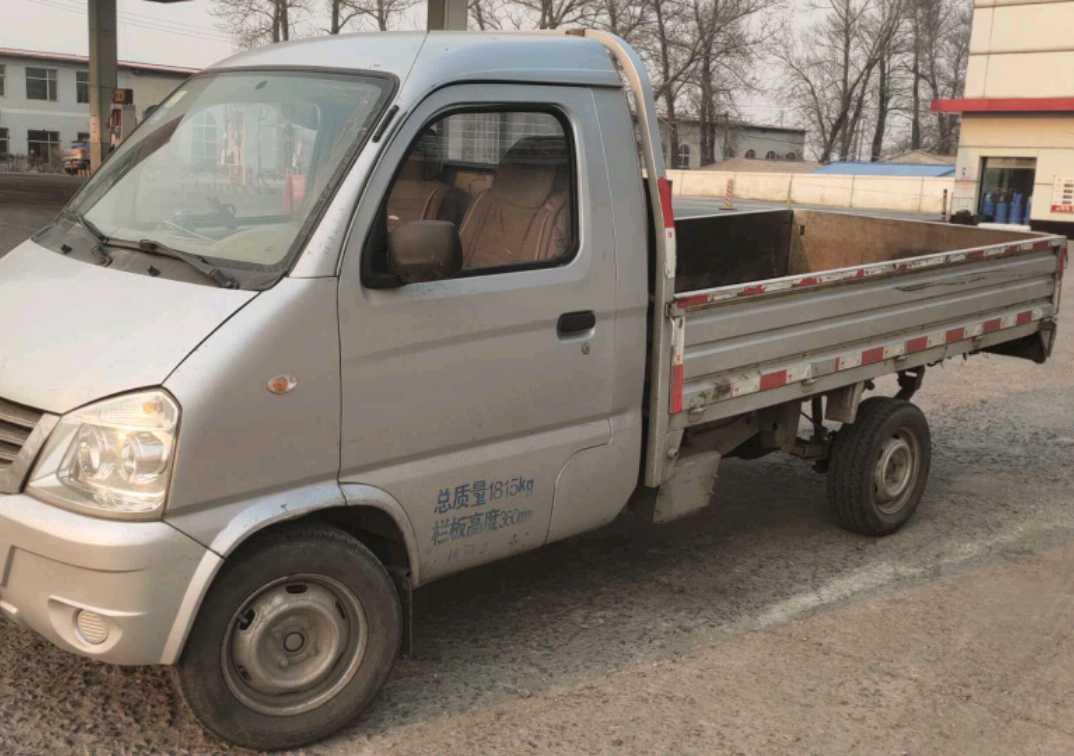 一汽解放其他车系 载货车  51匹 2012年04月 4x2