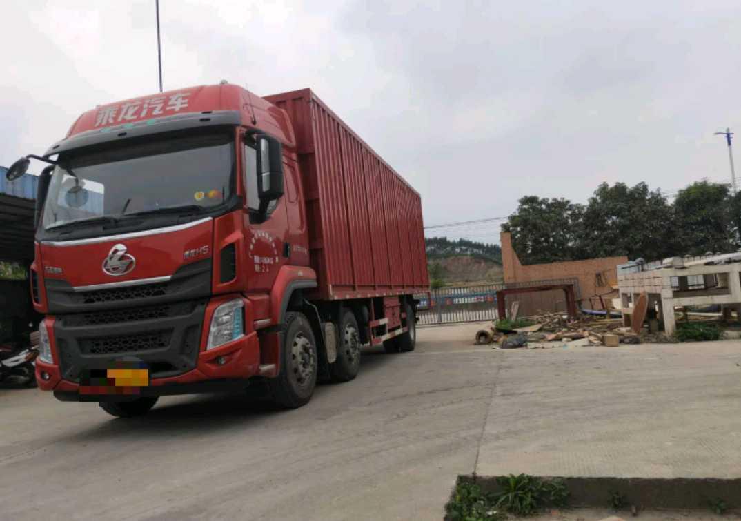 #其他品牌 载货车  245匹 2019年05月 6x2