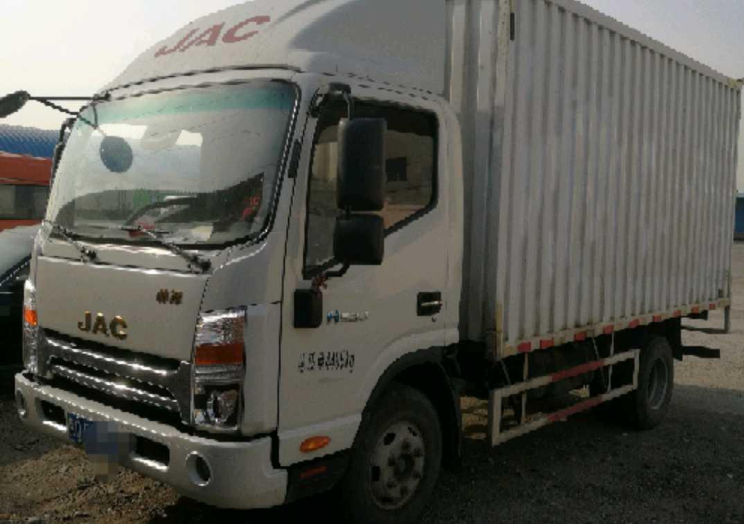 江淮其他車系 載貨車  154匹 2017年12月 4x2