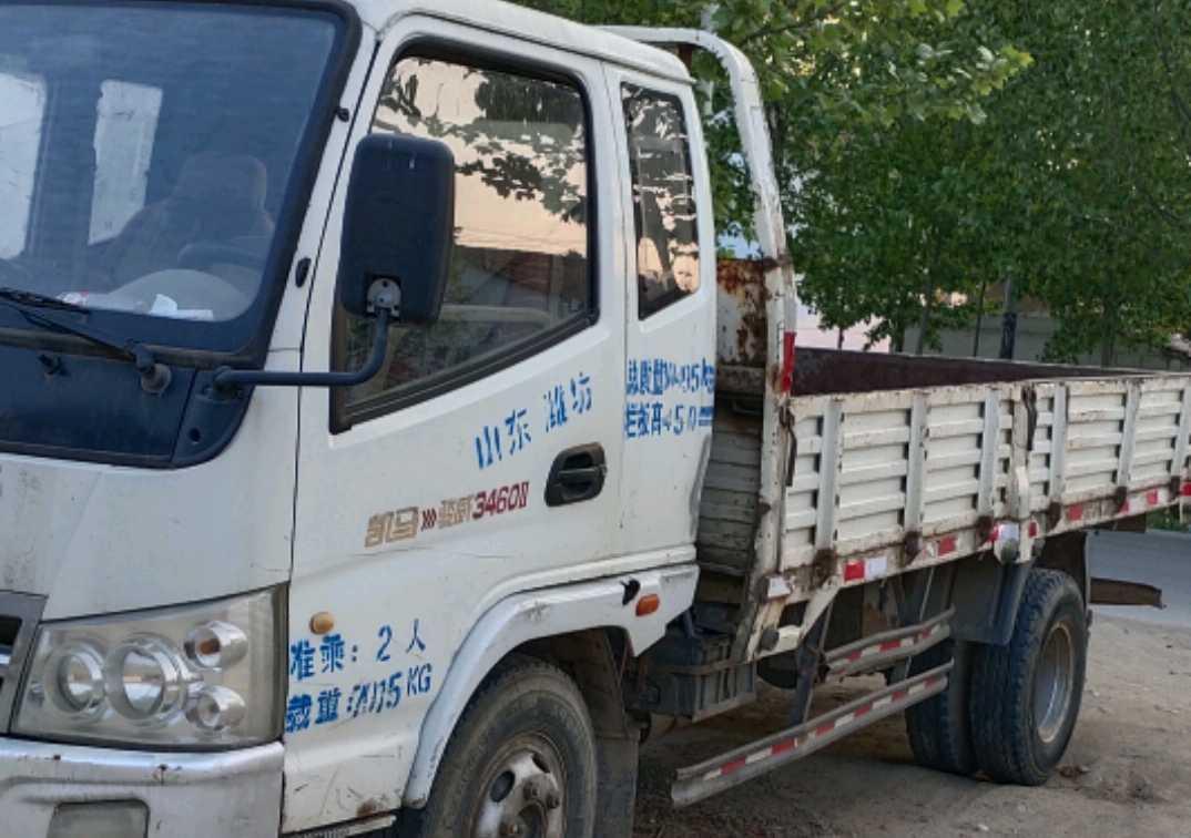 #其他品牌 载货车  110匹 2013年06月 4x2