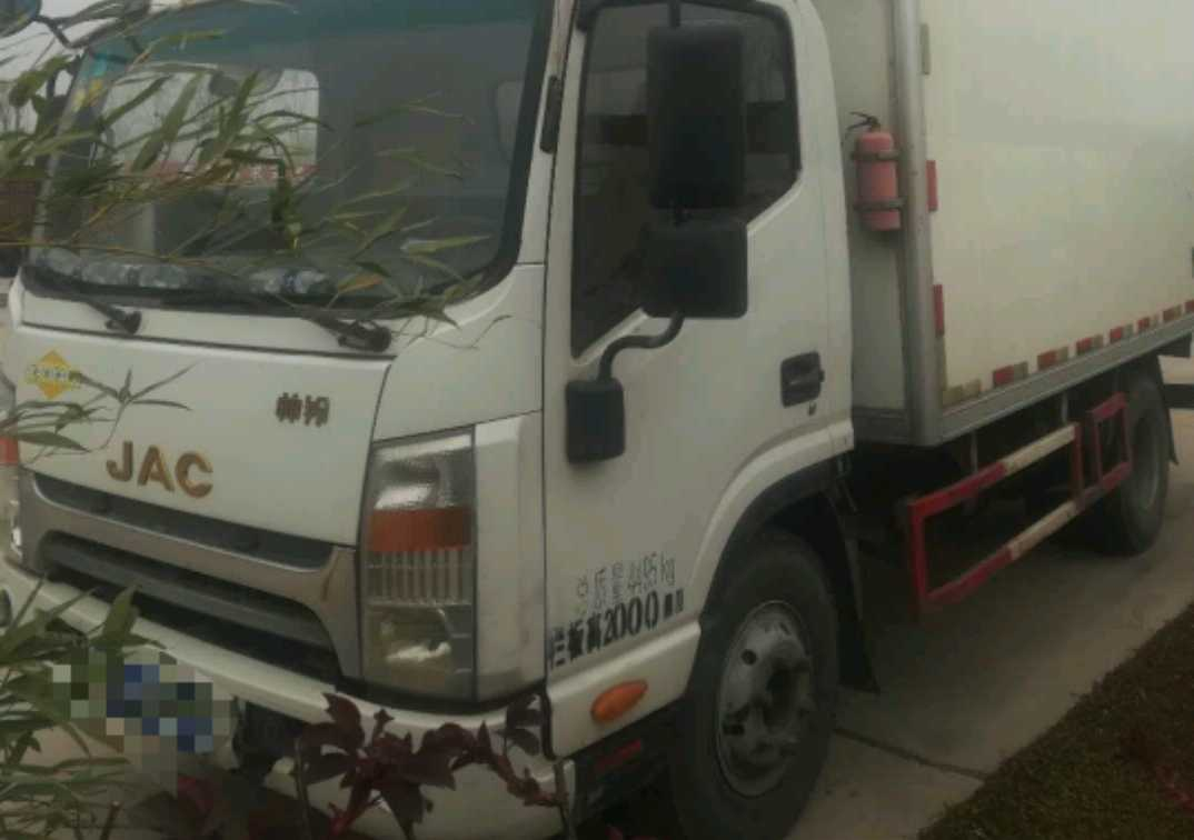 江淮其他車系 載貨車  143匹 2014年12月 4x2