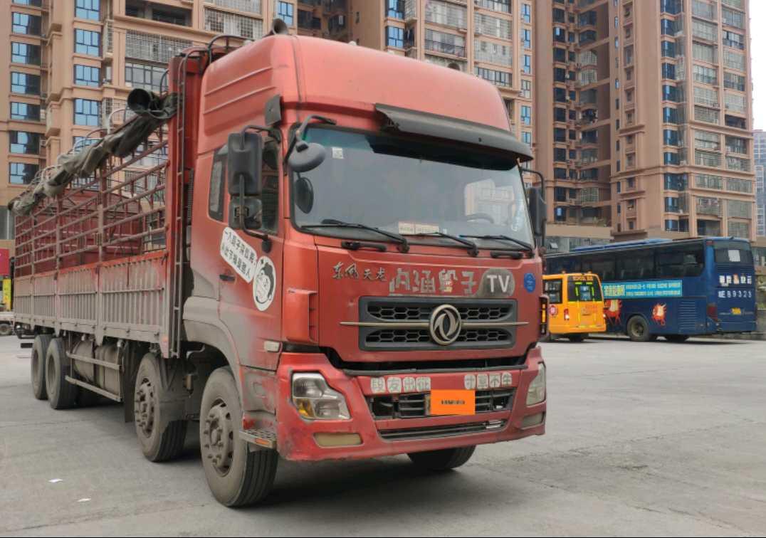 東風天龍 載貨車  260匹 2013年03月 8x4