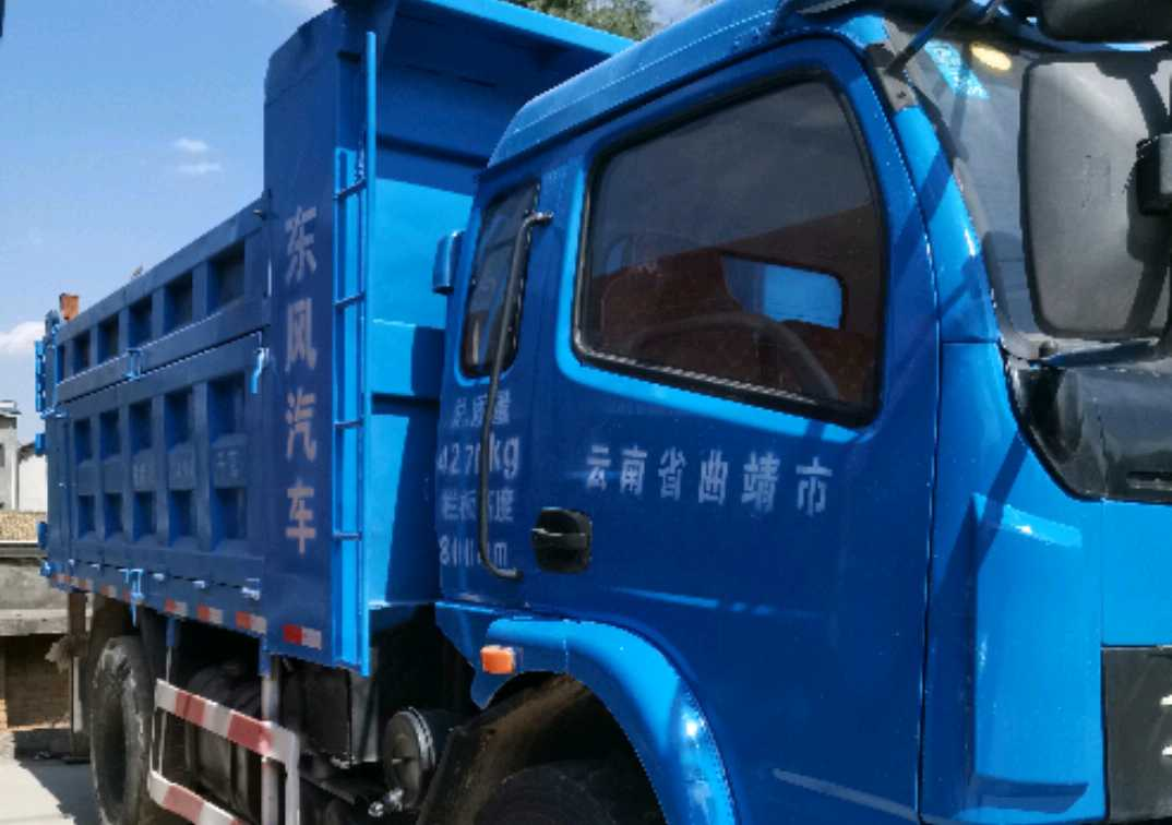 東風其他車系 自卸車  120匹 2015年04月 4x2