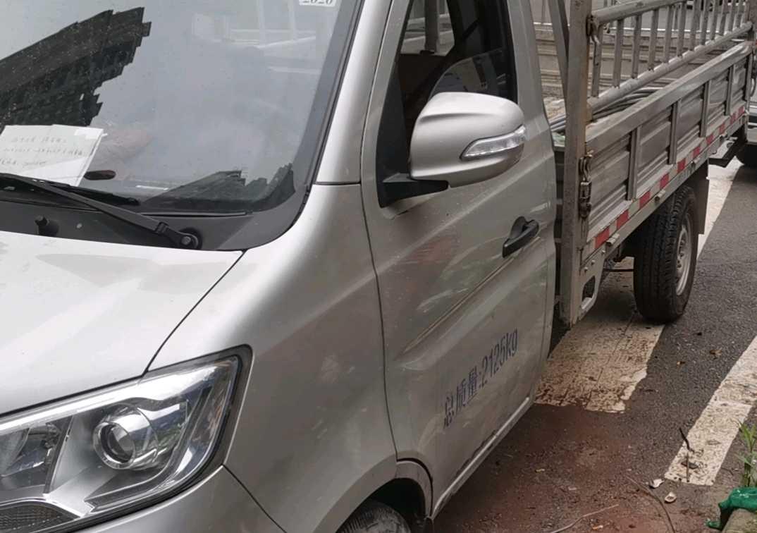 長安新豹 載貨車  115匹 2019年05月 4x2