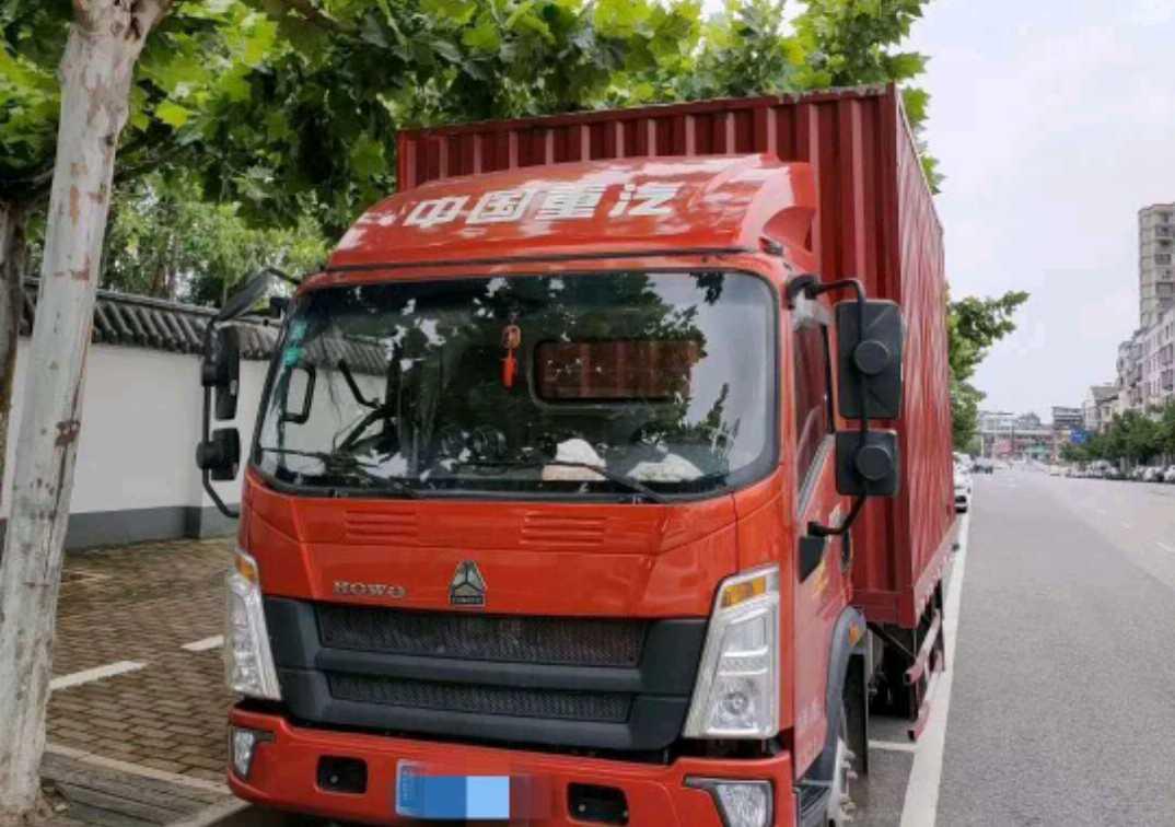 中國重汽統帥 載貨車  156匹 2020年01月 4x2