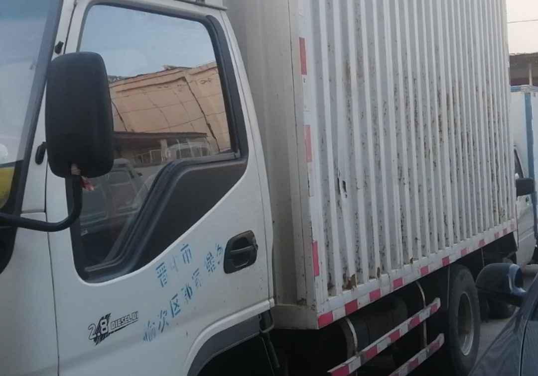 江淮格爾發K5L中卡 載貨車  106匹 2013年08月 4x2