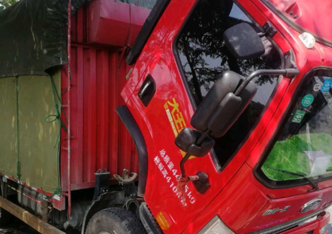 一汽解放S230公獅 載貨車  160匹 2018年02月 4x2