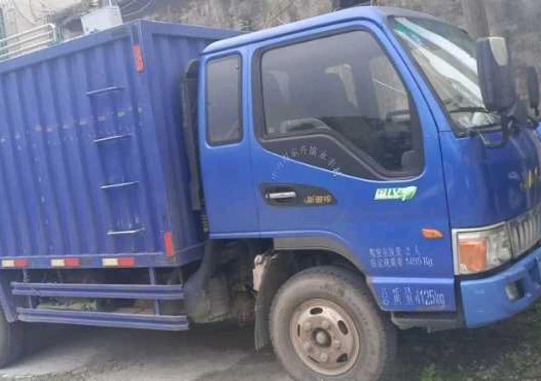 江淮其他車系 載貨車  116匹 2015年03月 4x2