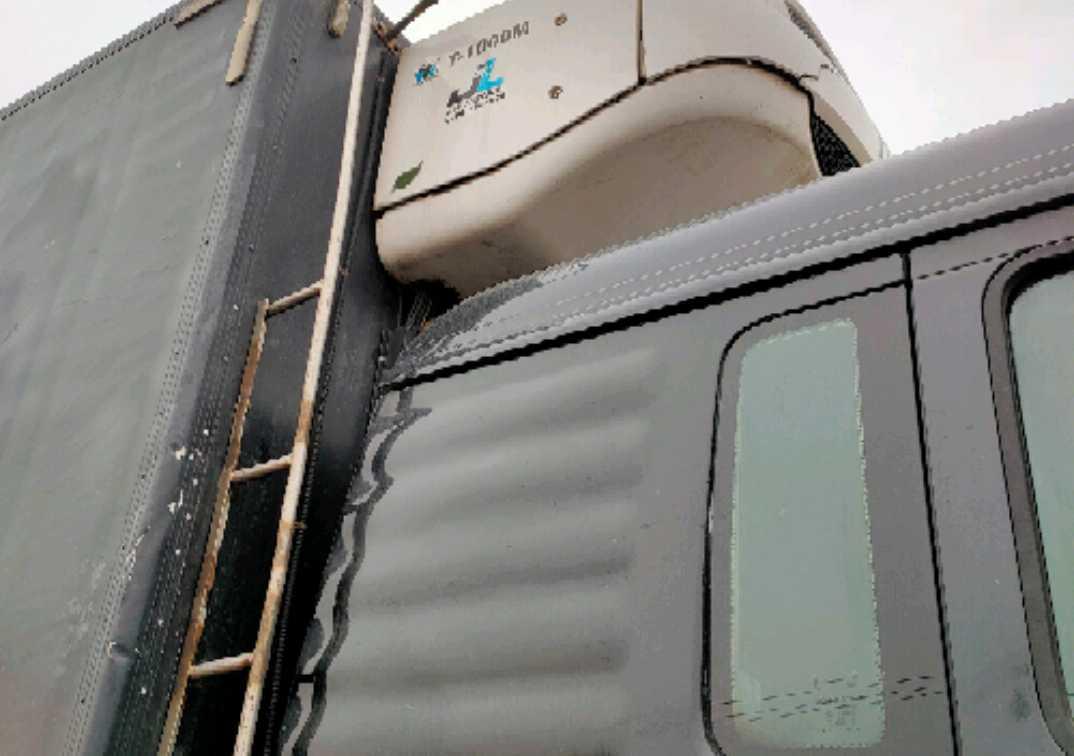 中國重汽HOWO 冷藏車  340匹 2017年05月 8x4