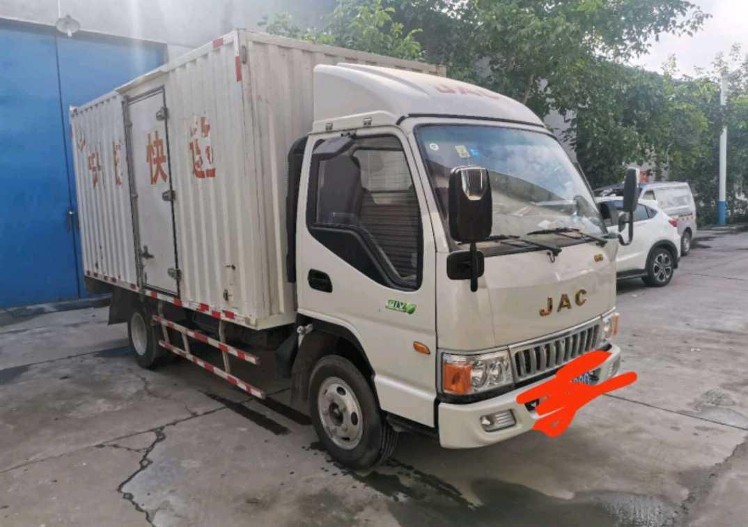江淮其他车系 载货车  192匹 2016年07月 4x2