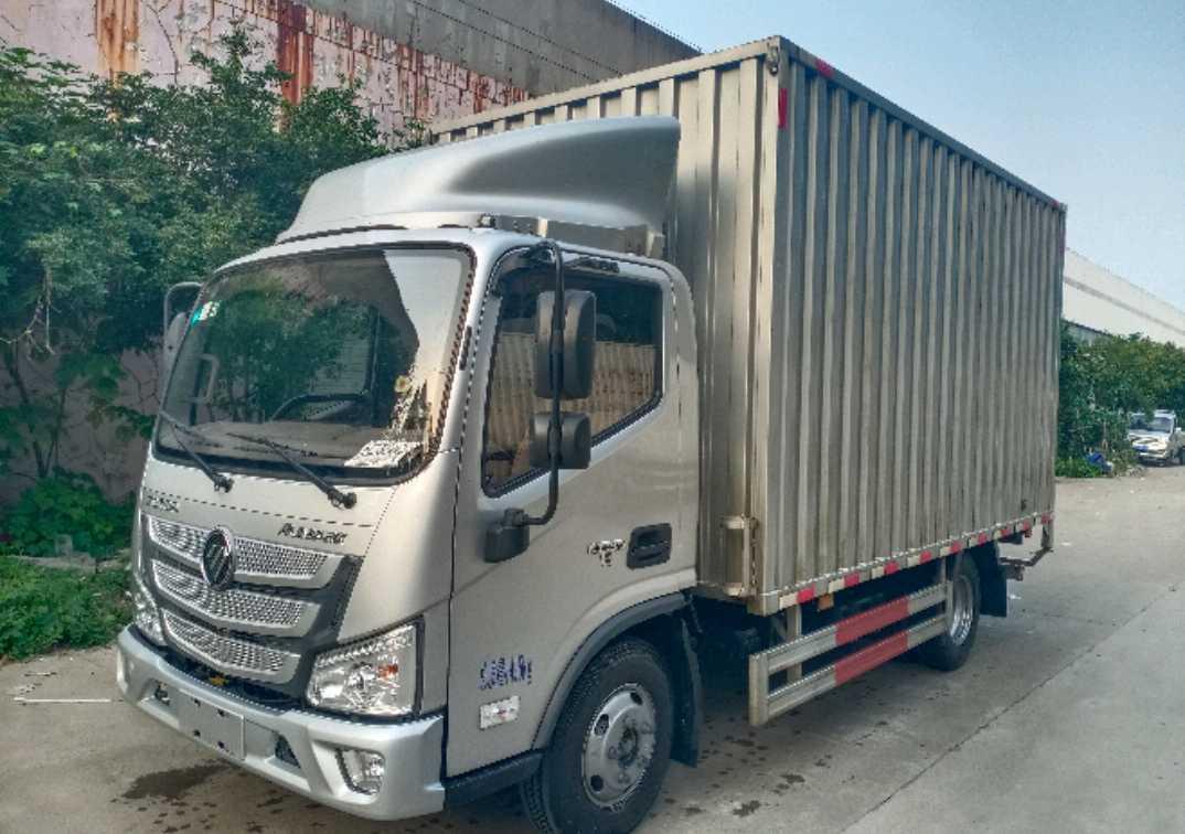 福田歐曼其他車系 載貨車  135匹 2018年10月 4x2