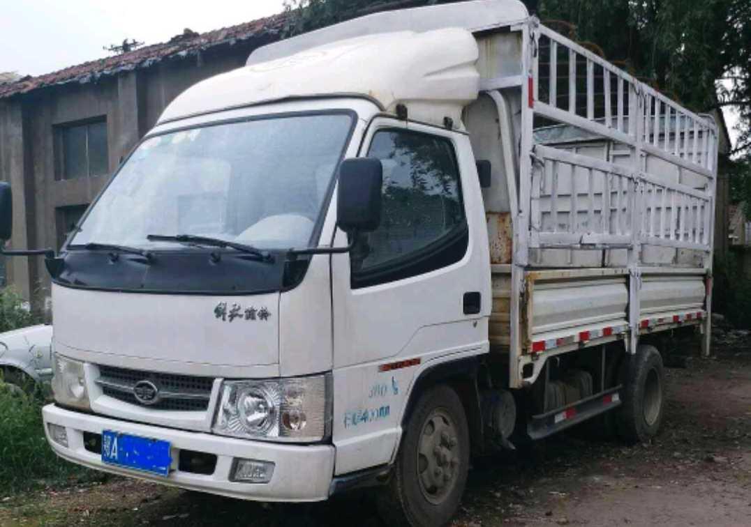 一汽解放其他車系 載貨車  90匹 2014年05月 4x2