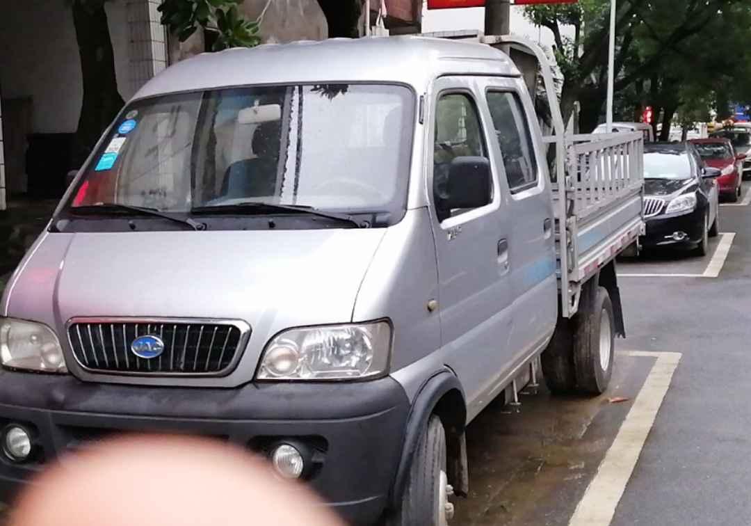 江淮其他車系 載貨車  110匹 2012年12月 4x2
