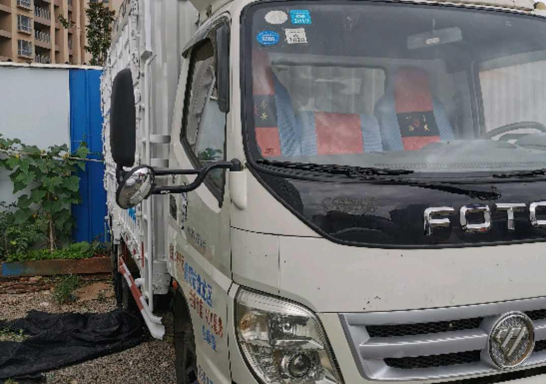 福田歐曼其他車系 載貨車  165匹 2013年09月 4x2