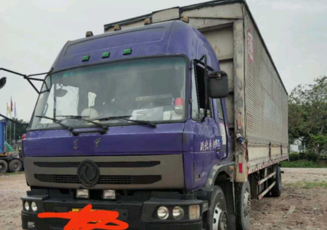 東風其他車系 載貨車  190匹 2013年04月 6x4