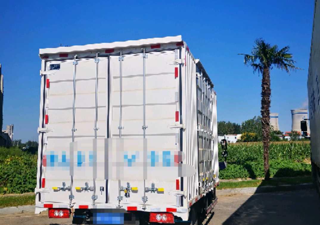 #其他品牌 载货车  130匹 2020年08月 4x2