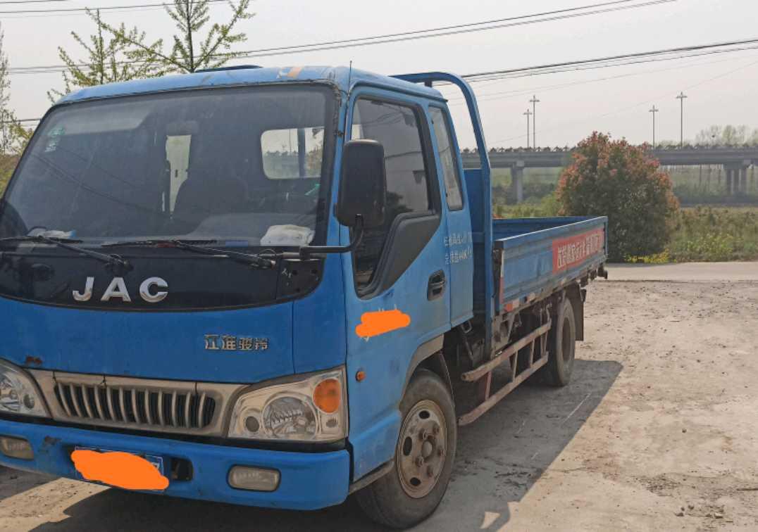 江淮其他车系 载货车  108匹 2011年02月 4x2