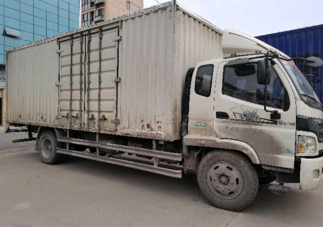 福田歐曼其他車系 載貨車  170匹 2015年10月 6x4