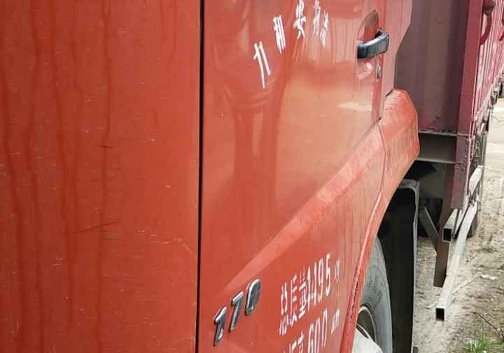 東風天錦 載貨車  170匹 2012年06月 4x2