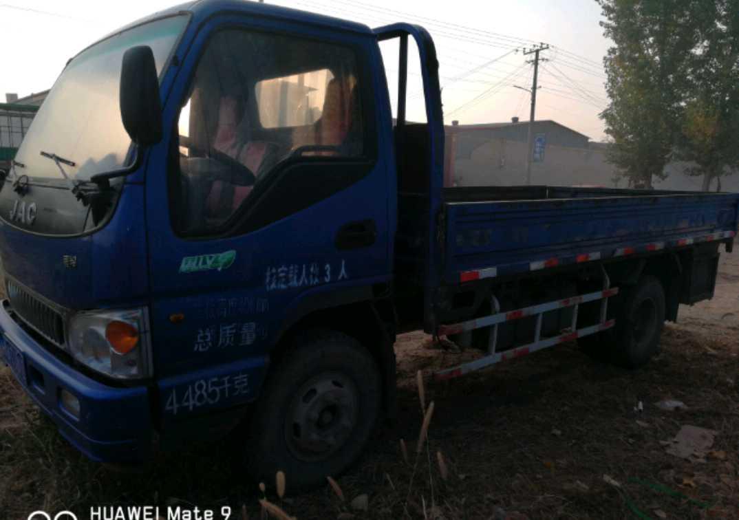 江淮其他车系 载货车  115匹 2015年04月 4x2