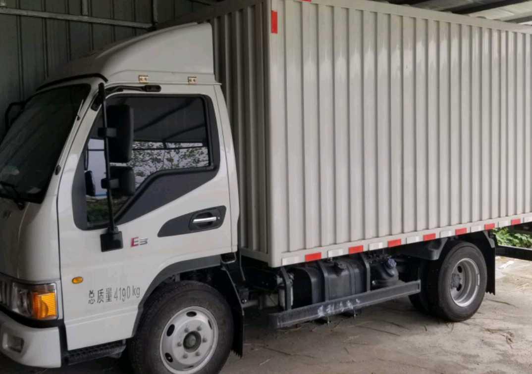 江淮格尔发K5L中卡 载货车  100匹 2020年04月 4x2