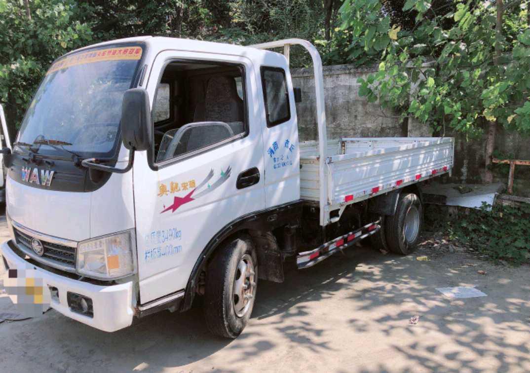#其他品牌 載貨車  120匹 2016年07月 4x2