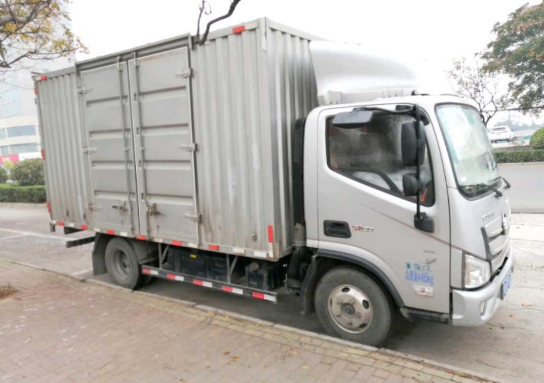 福田歐曼其他車系 載貨車  156匹 2020年07月 4x2
