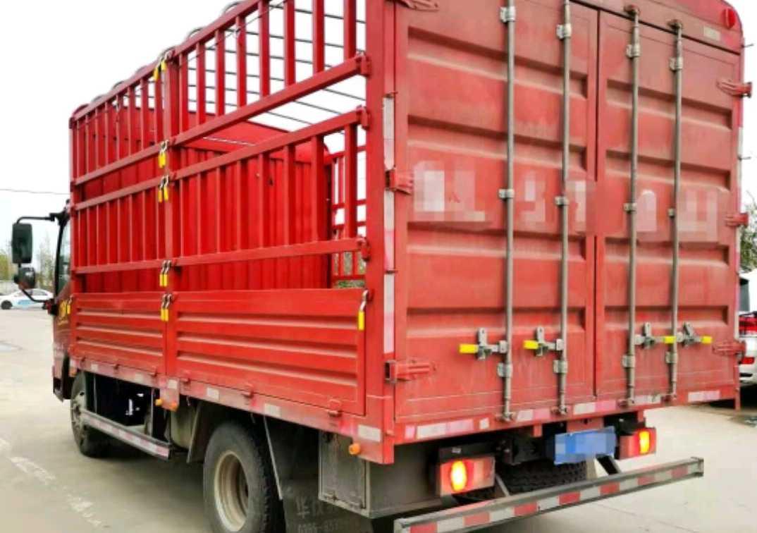 中國重汽HOWO 載貨車  156匹 2020年06月 4x2