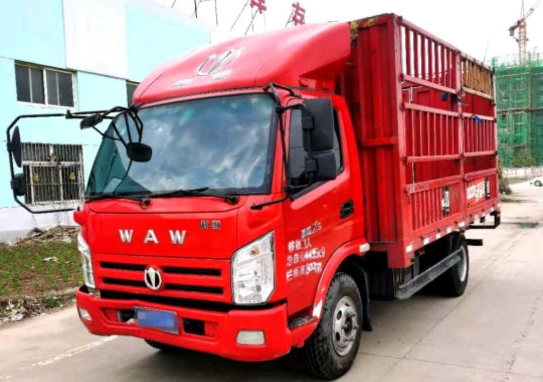 #其他品牌 載貨車  156匹 2018年08月 4x2