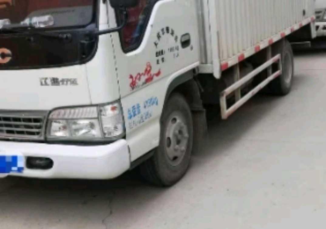 江淮其他车系 载货车  490匹 2014年06月 6x2