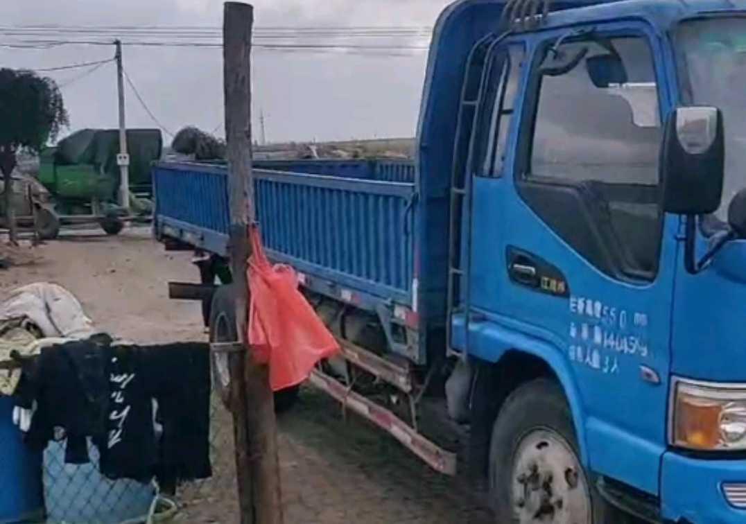 江淮其他车系 载货车  1匹 2014年03月 4x2