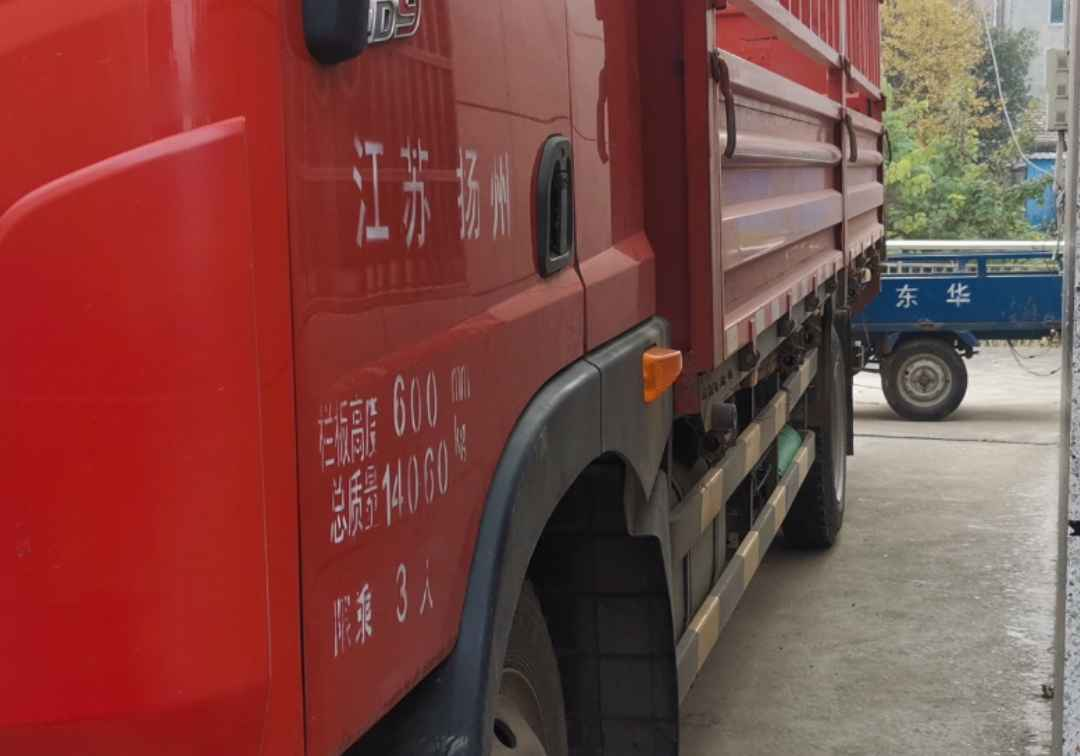 东风其他车系 载货车  160匹 2016年06月 4x2